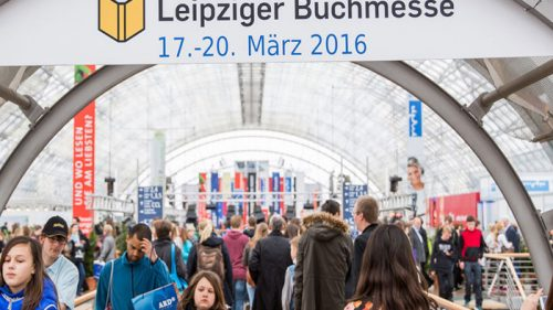 Leipziger Buchmesse 2016: Events